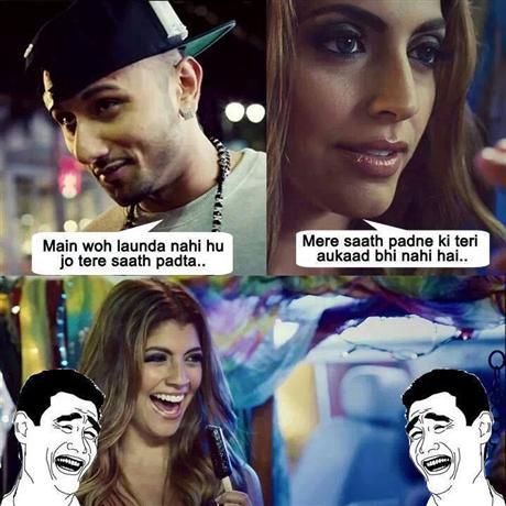 Funny sms in urdu in hindi in english boyfriend jokes ...